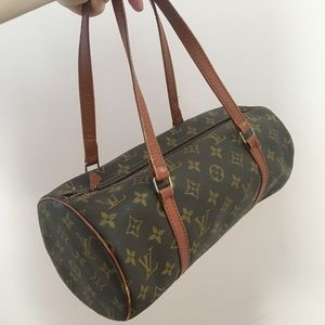 Louis Vuitton Barrel Purse